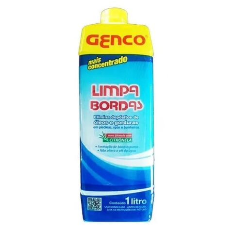 Limpa Borda Genco 1 Litro